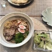 blog musubi - Ramen & Gyoza class